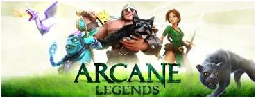 Arcane Legends