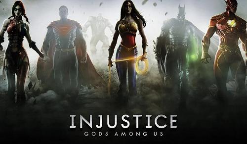 Instal Injustice: Gods Among Us