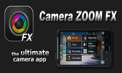 Camera Zoom FX - Must have Camera App for Smartphone review