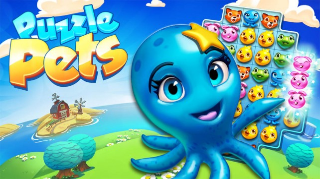 Puzzle Pets - Best Puzzle Game for Android and Computer