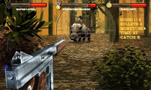 Kill the Deer for ANDROID, WINDOWS 7/8 PC & MAC