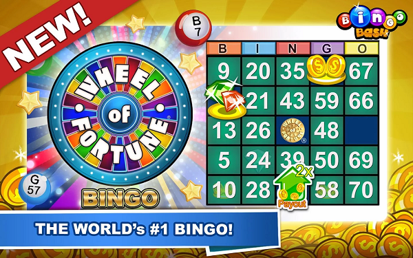 Bingo Bash - Best Bingo App for Android Smartphone