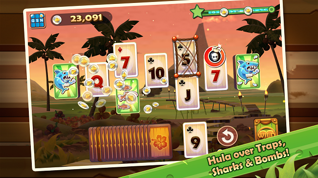 Pros and Cons of Solitaire TriPeaks