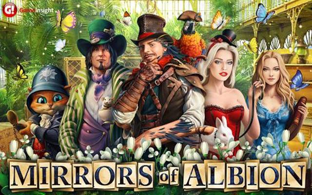 THE MIRRORS OF ALBION