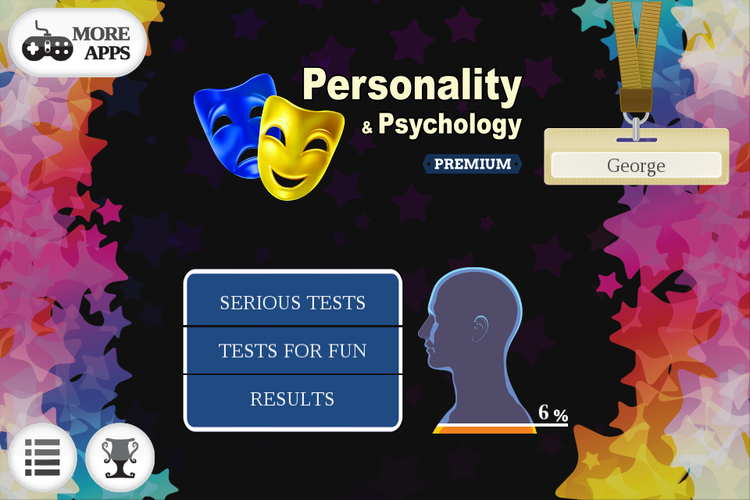 Personality Psychology Brain L-Psychology Games for Android